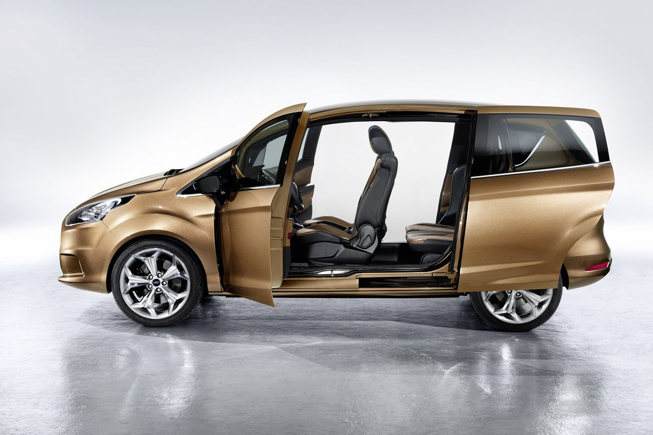 2019 ford b max concept car photos catalog 2018. Black Bedroom Furniture Sets. Home Design Ideas