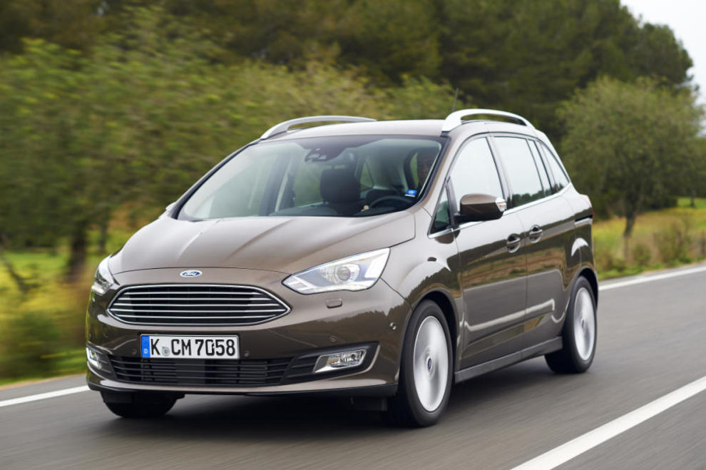 2019 Ford C MAX photo - 3