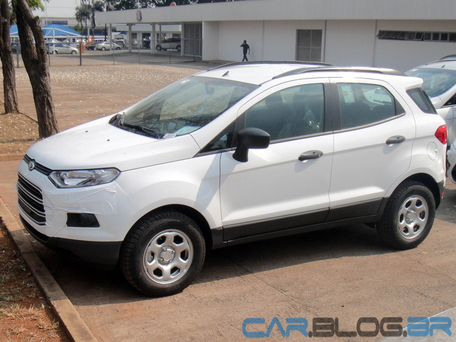 2019 Ford EcoSport EU Version photo - 1