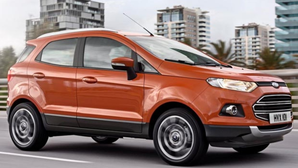 2019 Ford EcoSport EU Version photo - 3