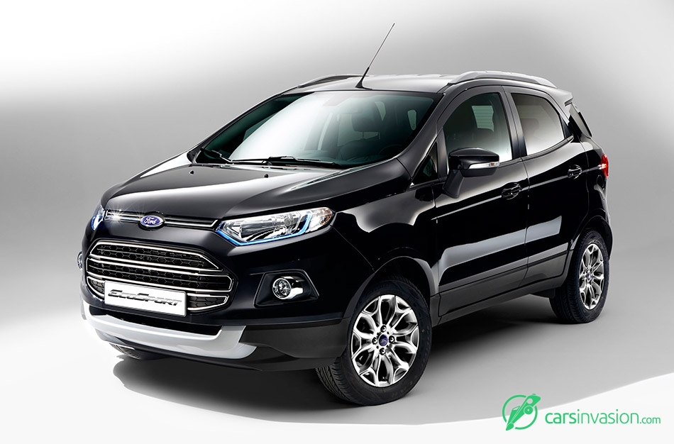 2019 Ford EcoSport EU Version photo - 4