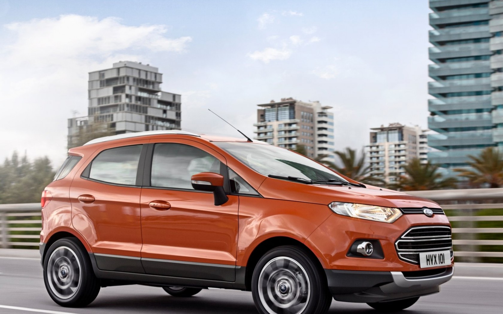 2019 Ford EcoSport EU Version photo - 6