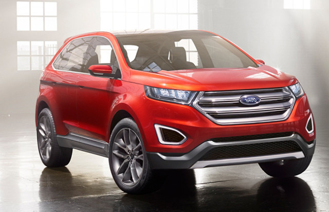 2019 Ford Edge new photo - 2