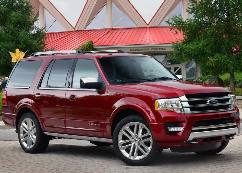 2019 Ford Expedition photo - 3