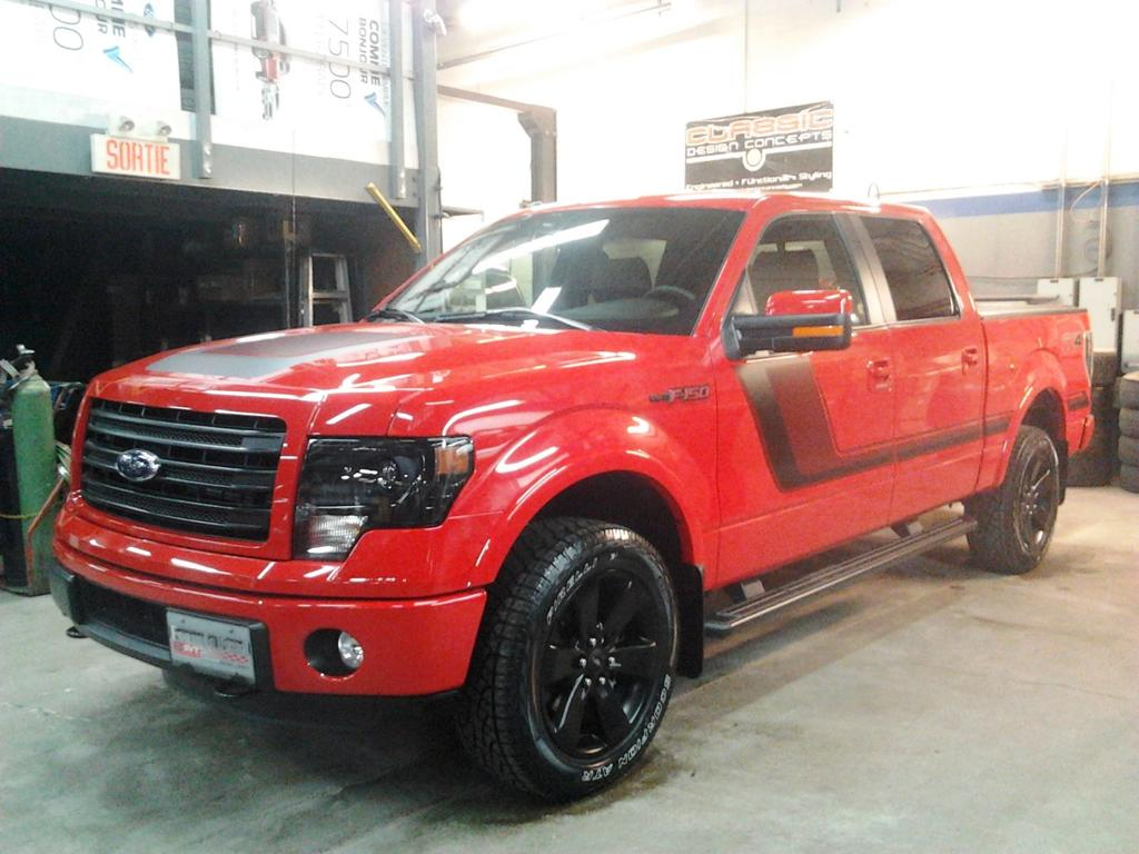 2019 Ford F 150 photo - 3