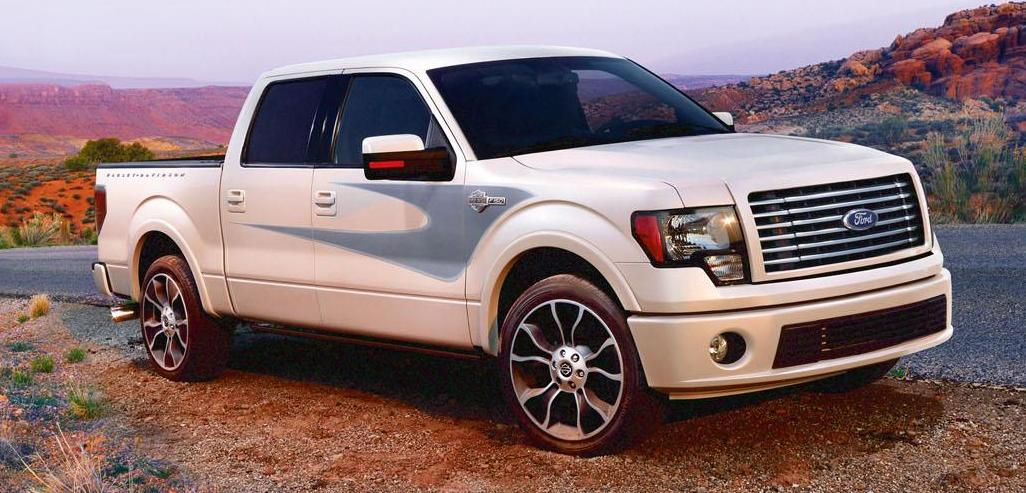 2019 Ford F 150 Harley Davidson photo - 5