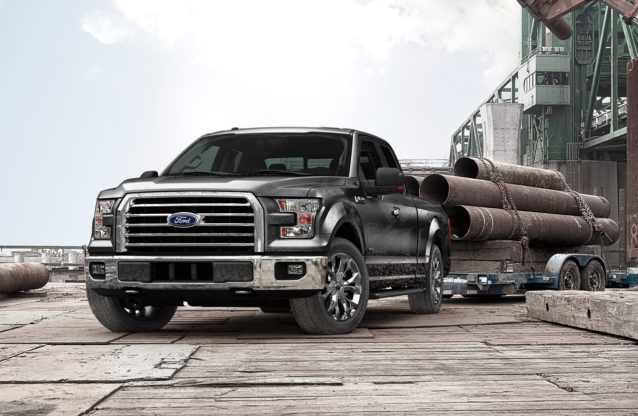2019 Ford F 150 Platinum photo - 1