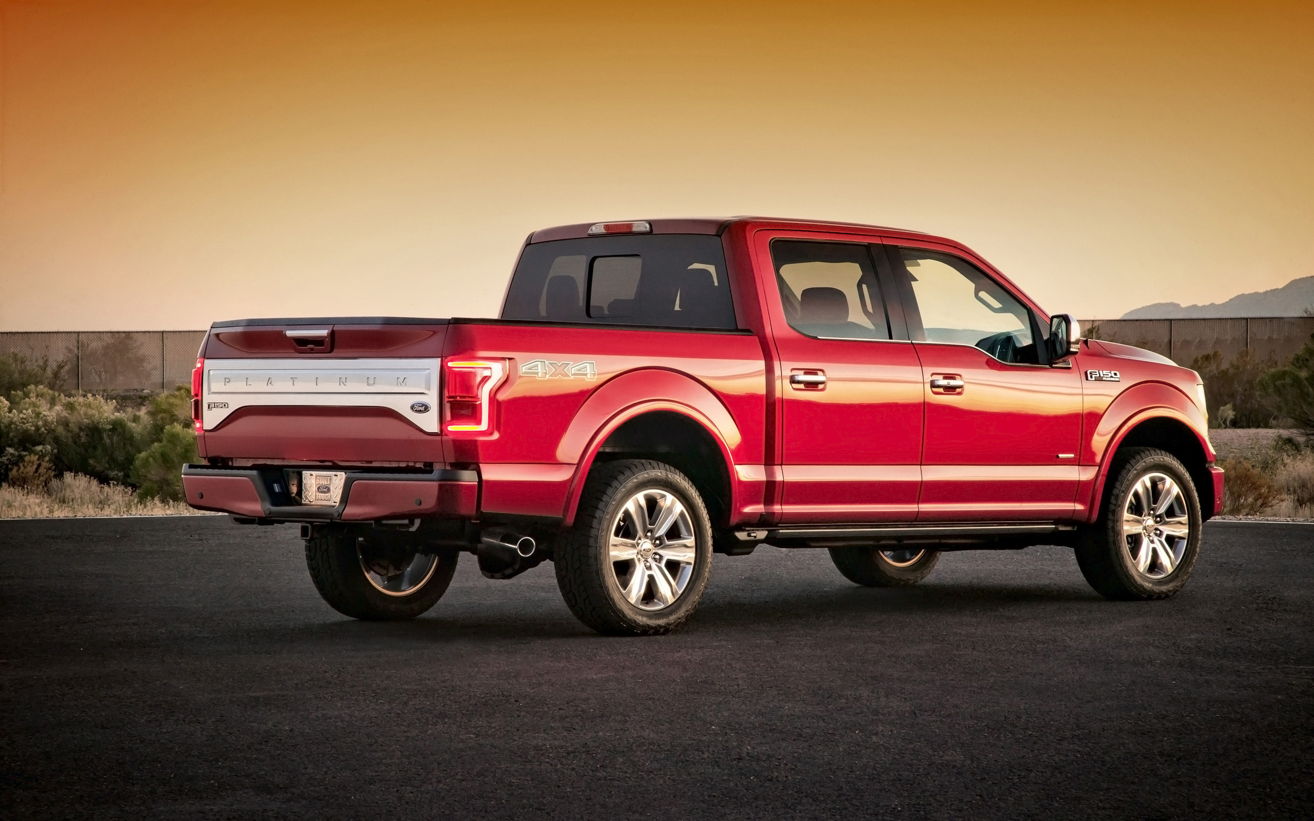2019 Ford F 150 Platinum photo - 2