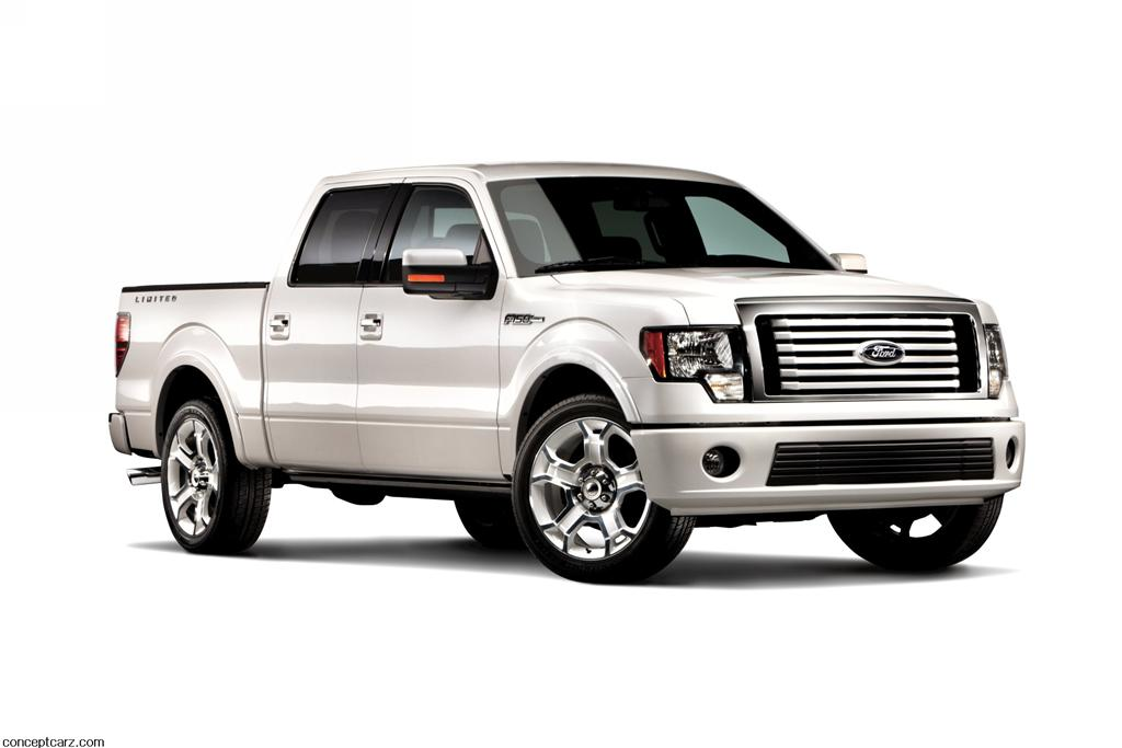 2019 Ford F 150 Platinum photo - 3