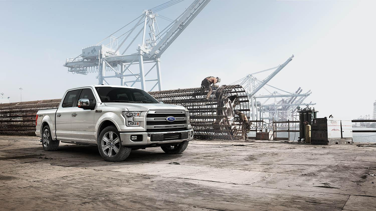 2019 Ford F 150 Platinum photo - 4