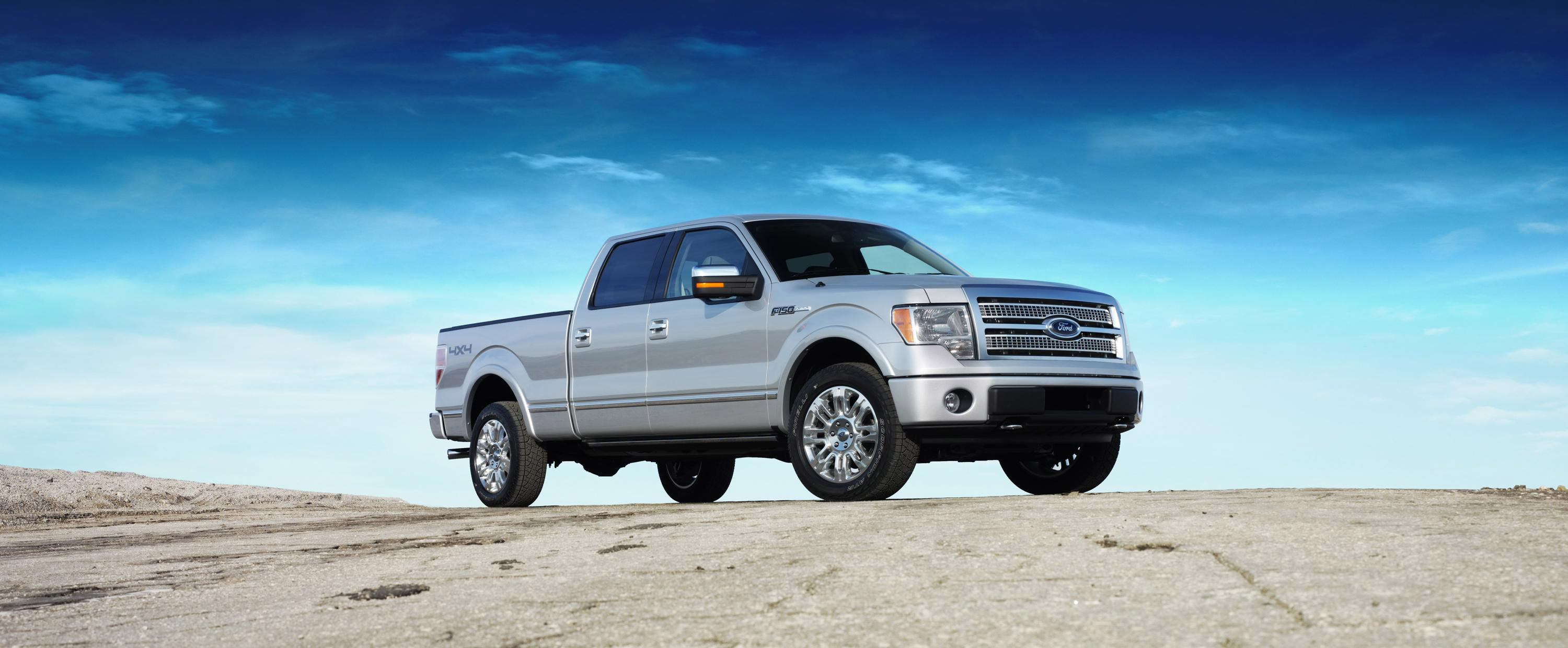 2019 Ford F 150 SFE photo - 1