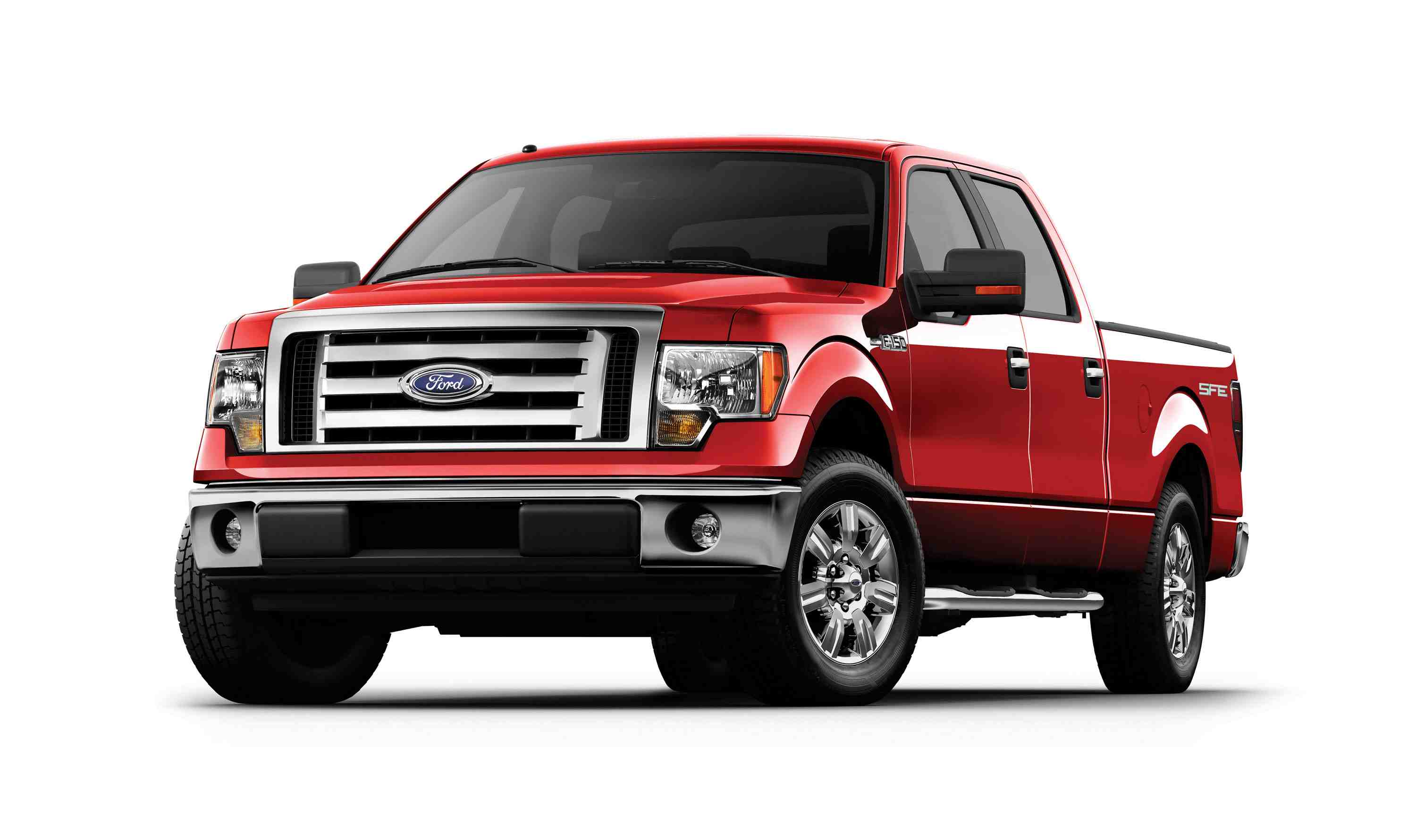 2019 Ford F 150 SFE photo - 4