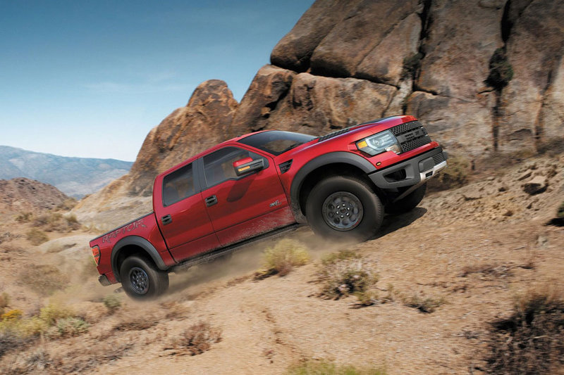 2019 Ford F 150 SVT Raptor Special Edition photo - 2