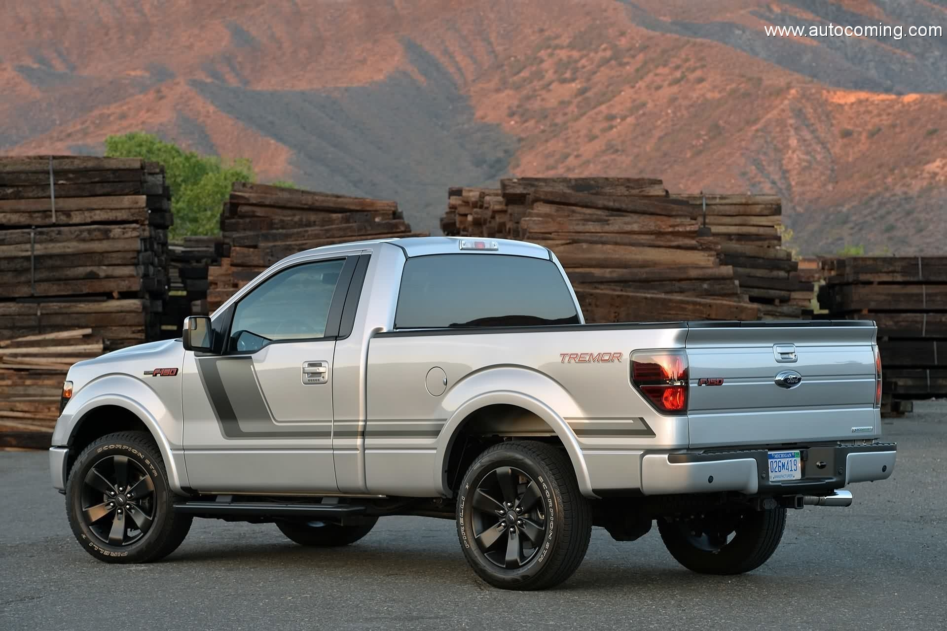 2019 Ford F 150 Tremor photo - 2