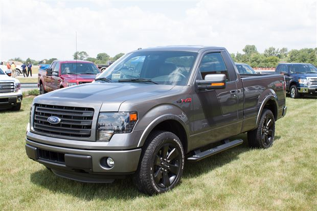 2019 Ford F 150 Tremor photo - 5