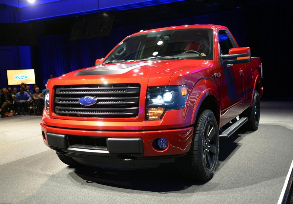 2019 Ford F 150 Tremor photo - 6