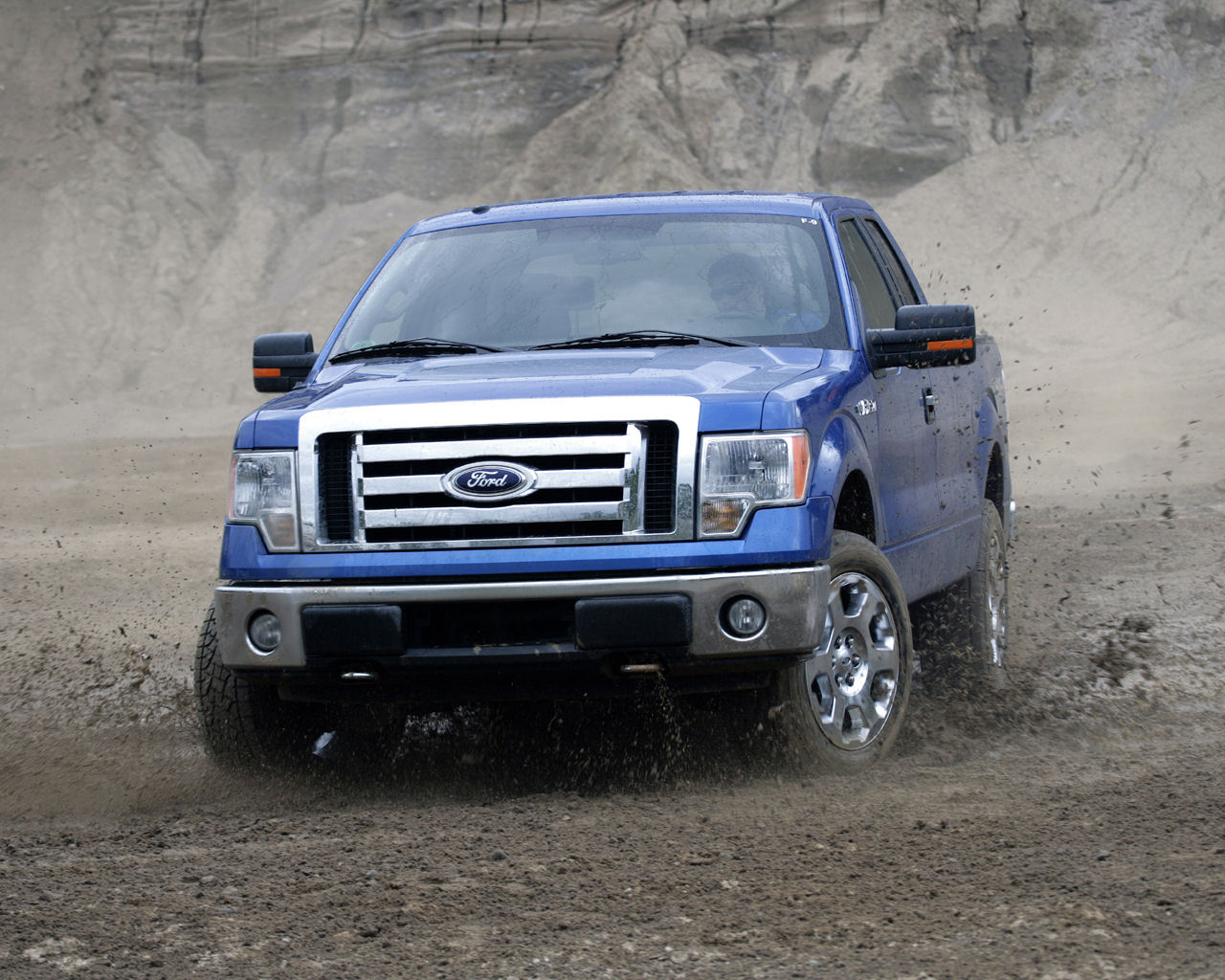 2019 Ford F Series Cabelas FX4 photo - 5