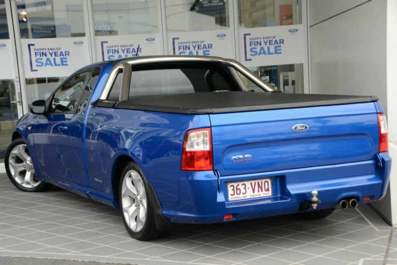 2019 Ford FG Falcon Ute XR6 photo - 1