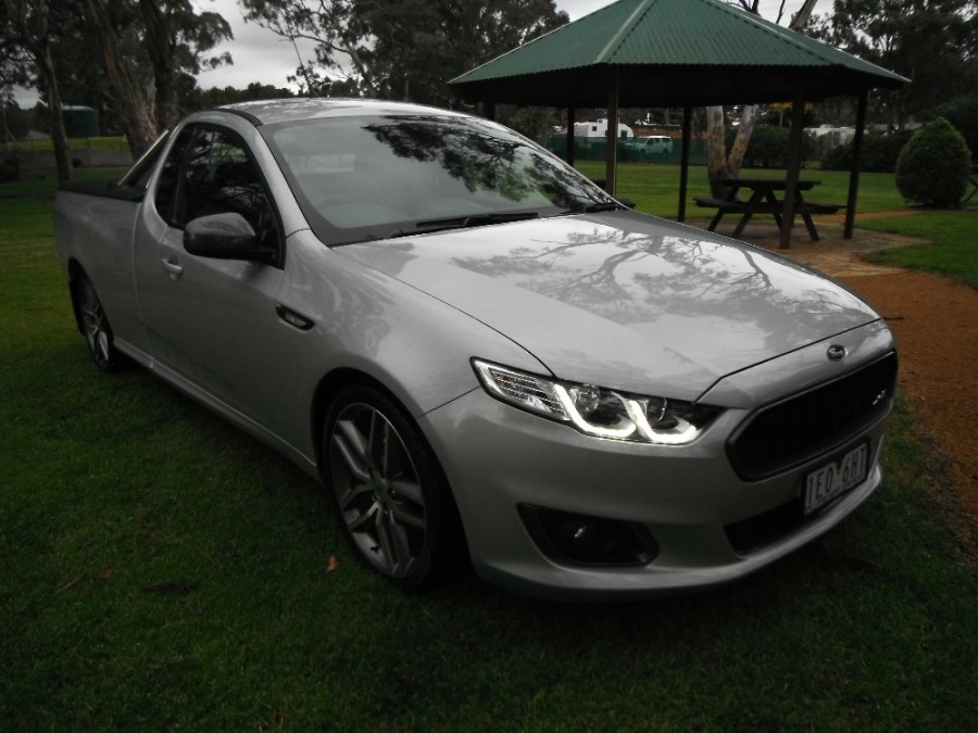 2019 Ford FG Falcon Ute XR6 photo - 5