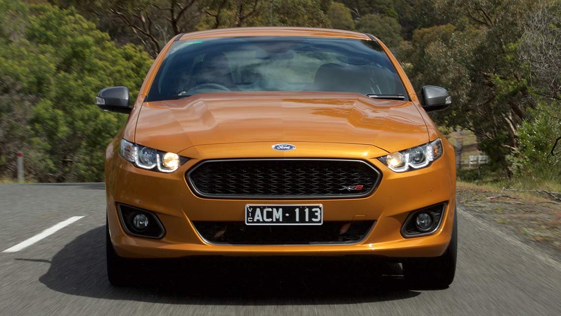 2019 Ford FG Falcon XR8 photo - 1