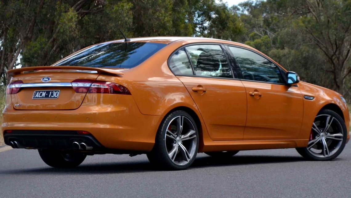 2019 Ford FG Falcon XR8 photo - 2