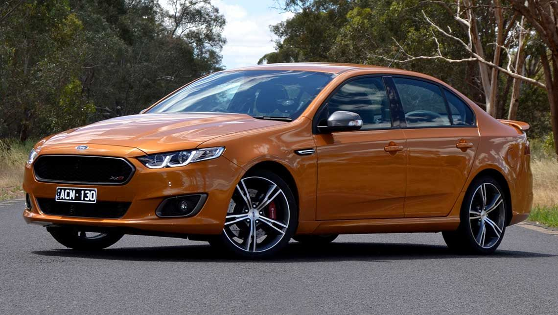 2019 Ford FG Falcon XR8 photo - 3
