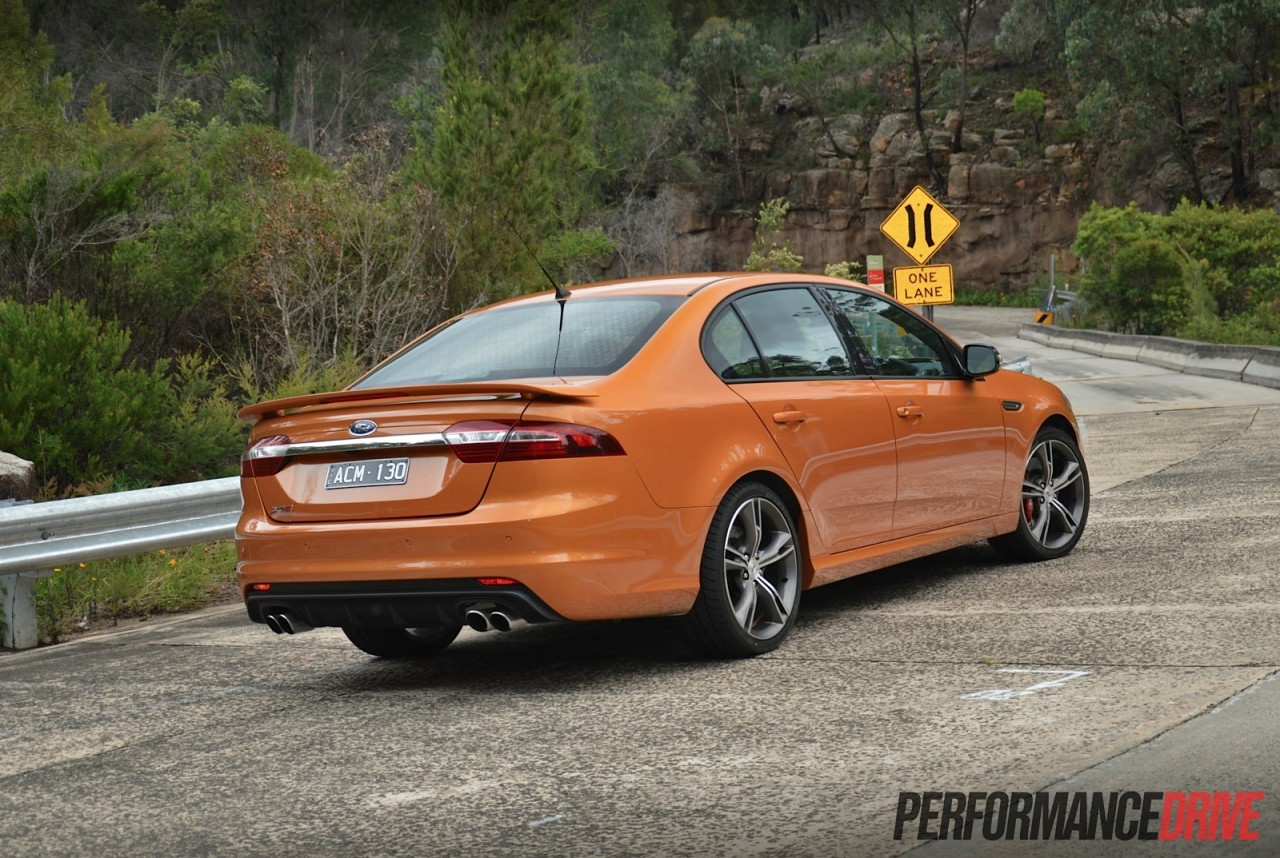 2019 Ford FG Falcon XR8 photo - 5