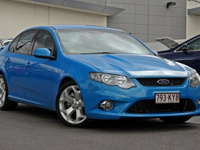 2019 Ford FG Falcon XR8 photo - 6