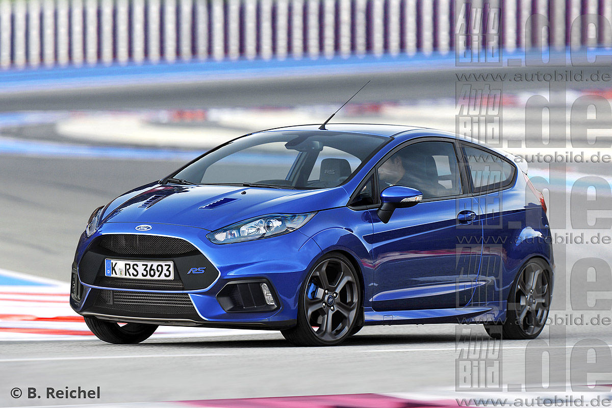 2019 Ford Fiesta photo - 3