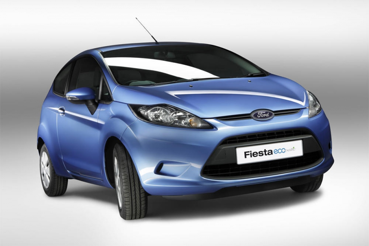 2019 Ford Fiesta ECOnetic photo - 1