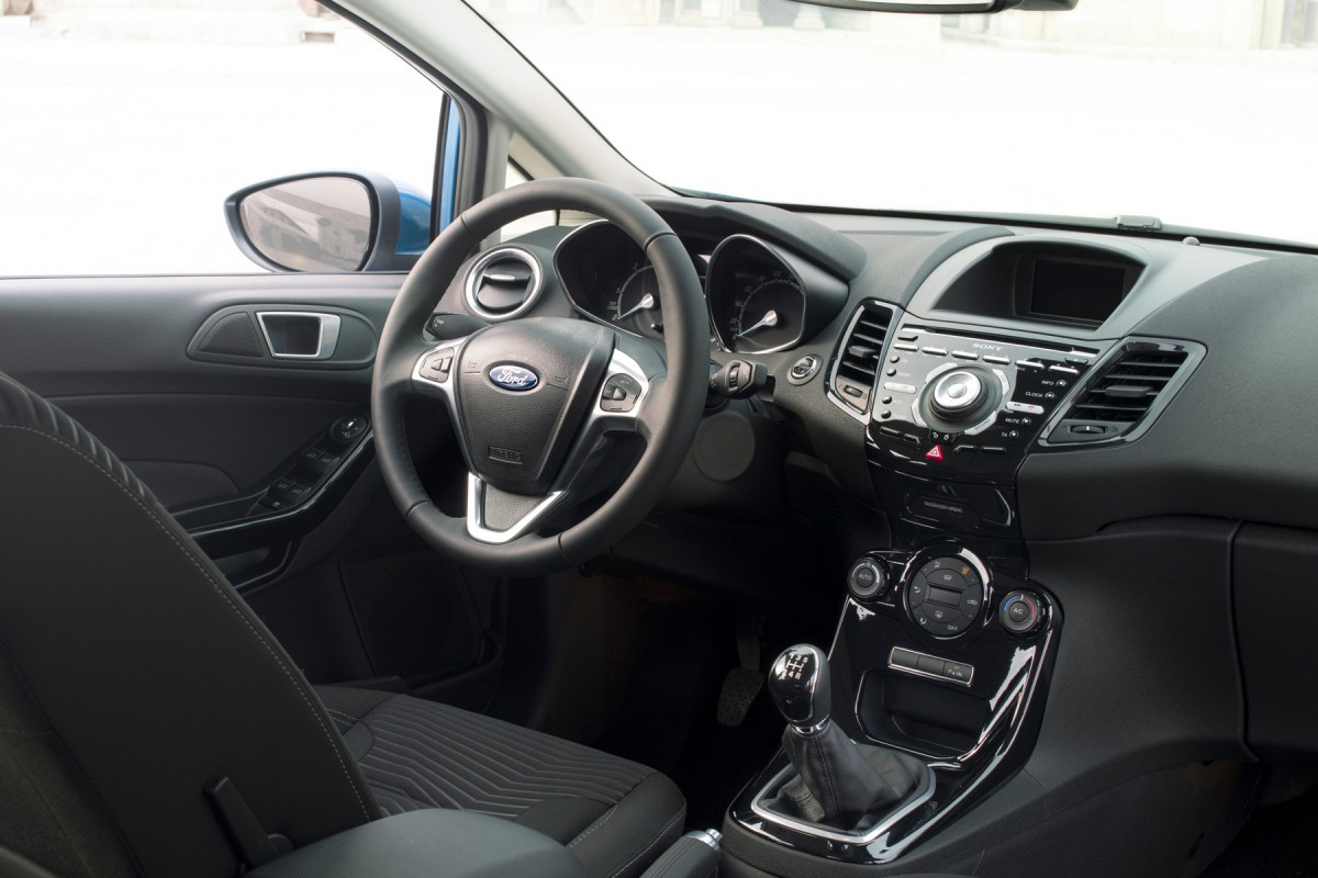 2019 Ford Fiesta ECOnetic photo - 6