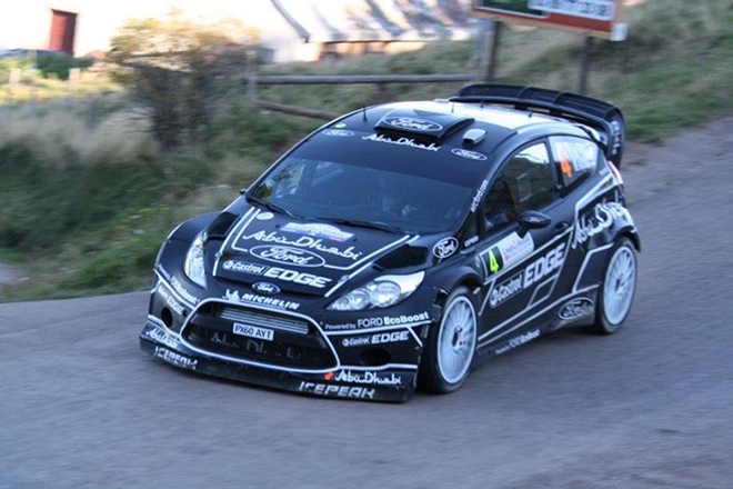Ford Fiesta Rs Wrc on 2019 Ford Falcon