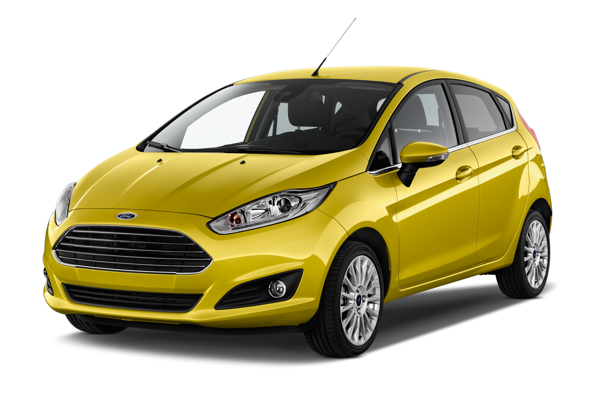 2019 Ford Fiesta ST Concept photo - 5
