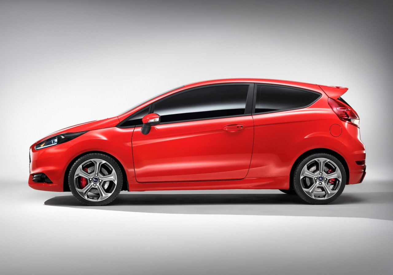 2019 Ford Fiesta ST Concept photo - 6