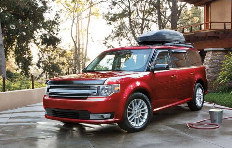 2019 Ford Flex photo - 6