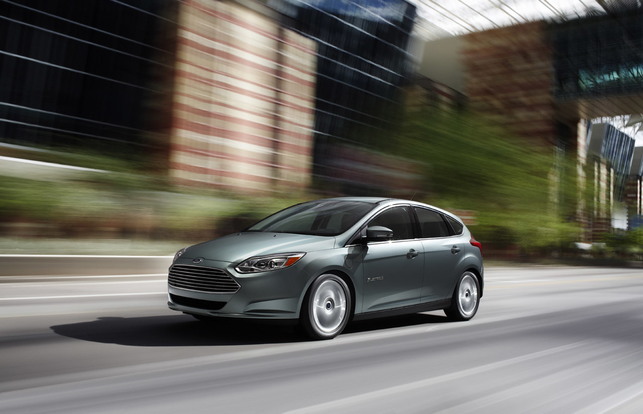 2019 Ford Focus Electric photo - 1
