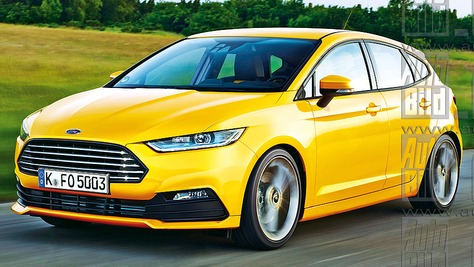 2019 Ford Focus Electric photo - 2