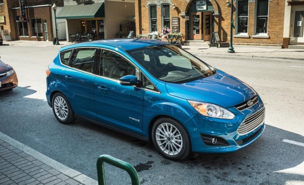 2019 Ford Focus Electric photo - 4