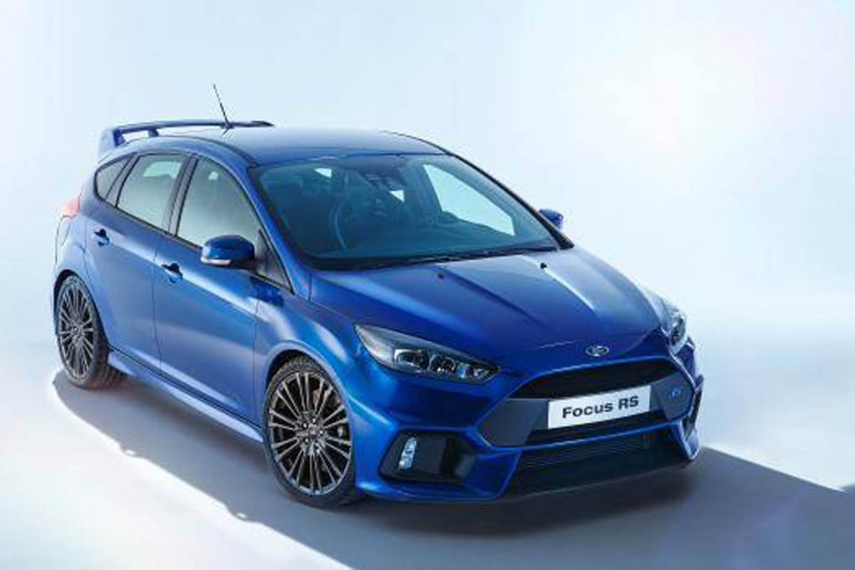 2019 Ford Focus RS photo - 2