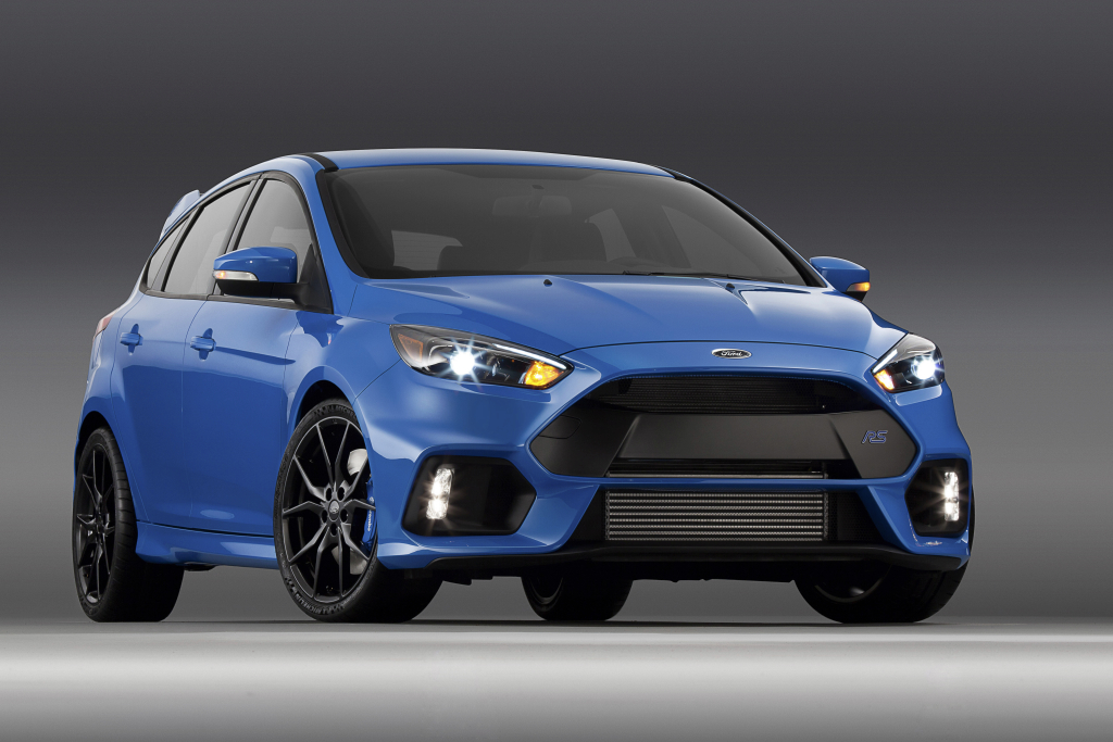 2019 Ford Focus RS photo - 6