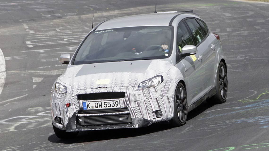 2019 Ford Focus RS new photo - 3