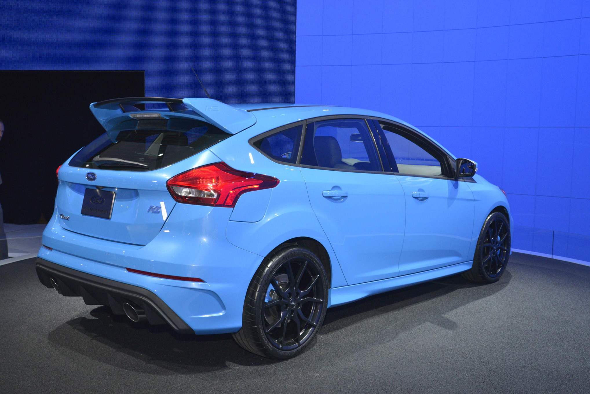 2019 Ford Focus RS new photo - 4