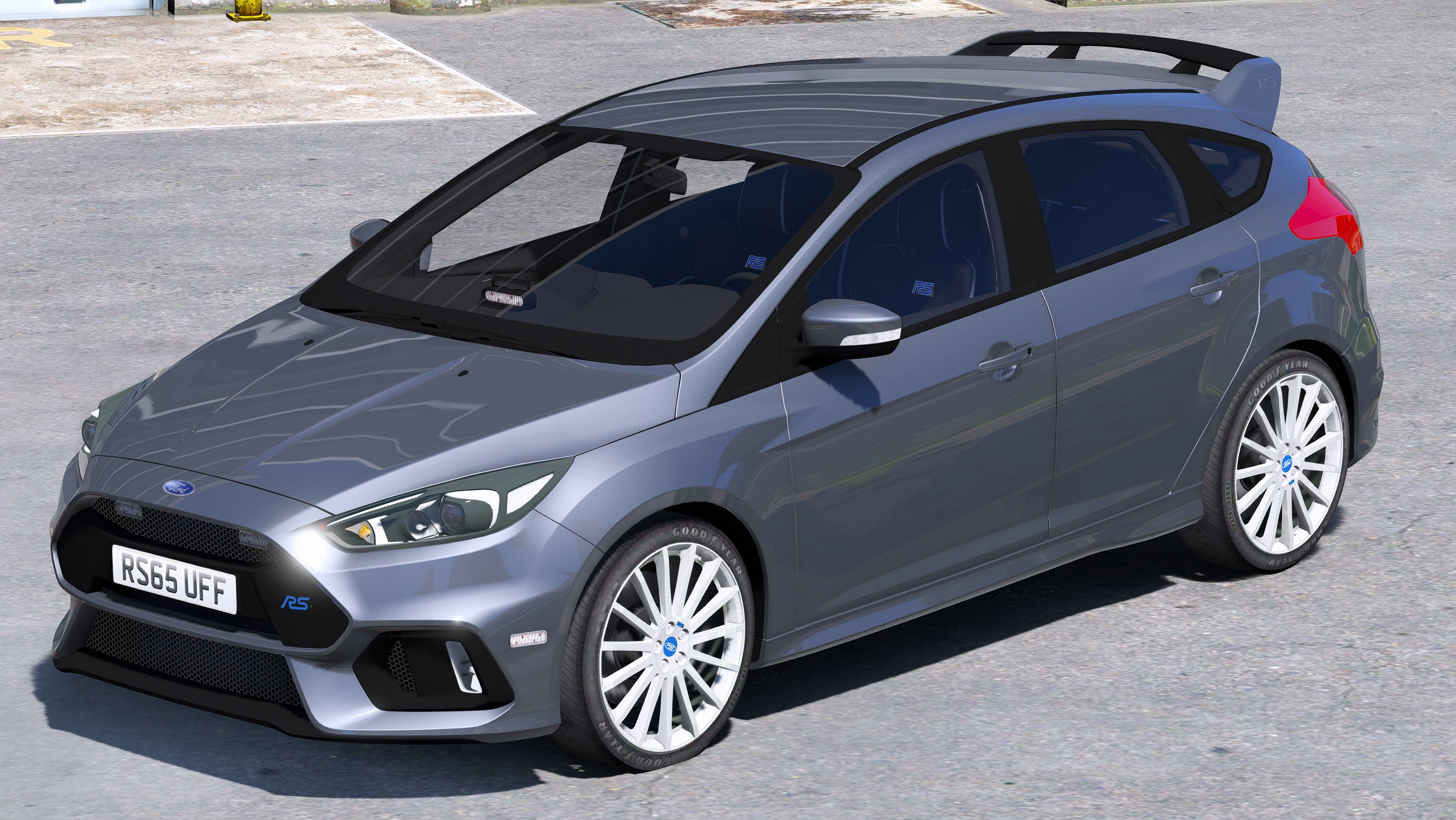2019 Ford Focus RS500 photo - 2