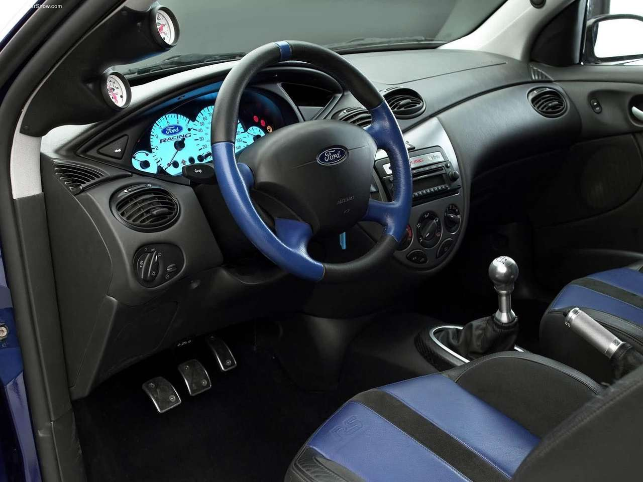 2019 Ford Focus RS8 with Cammer Engine photo - 1