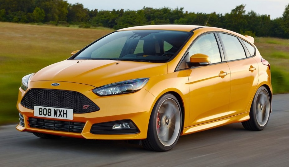 2019 Ford Focus ST photo - 1