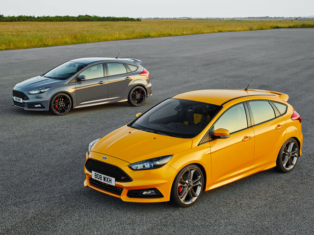 2019 Ford Focus ST R photo - 2