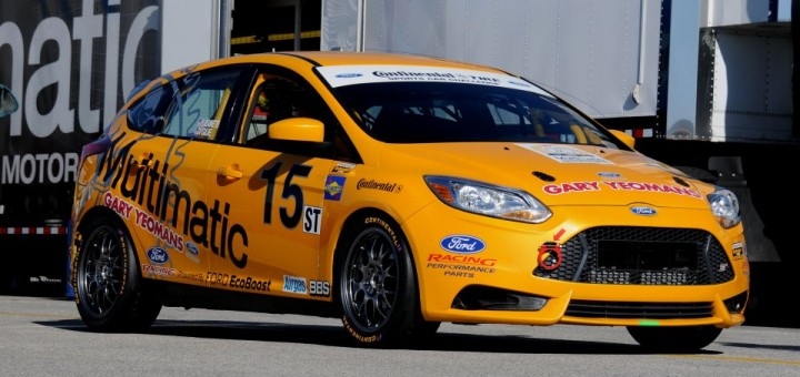 2019 Ford Focus ST R photo - 4