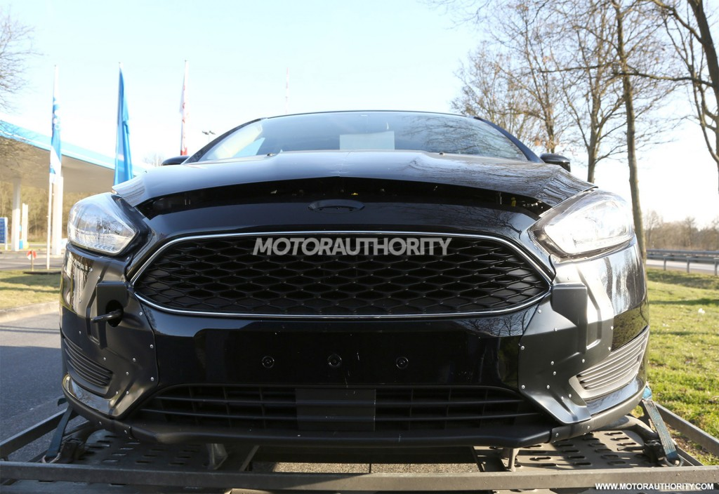 2019 Ford Focus X Road photo - 5