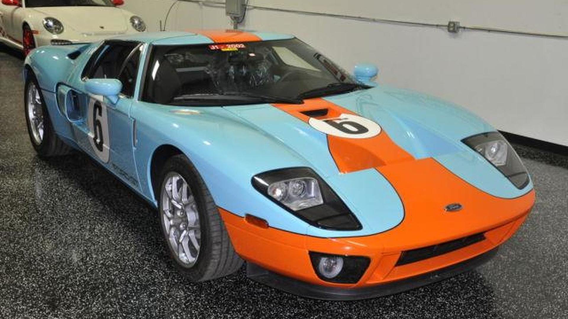 2019 Ford GT Heritage Limited Edition photo - 1