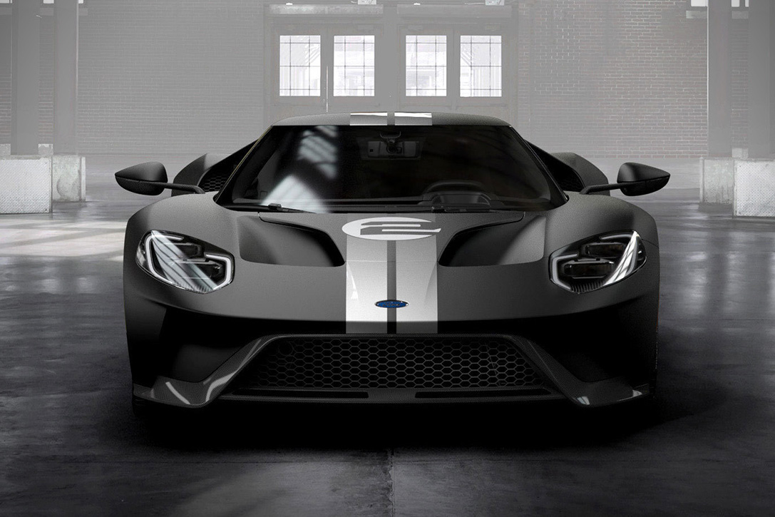 Ford F 150 Shelby >> 2019 Ford GT Heritage Limited Edition | Car Photos Catalog 2019